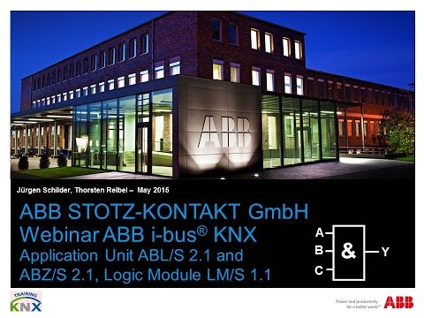 2015-05 - Webinar about Application Modules