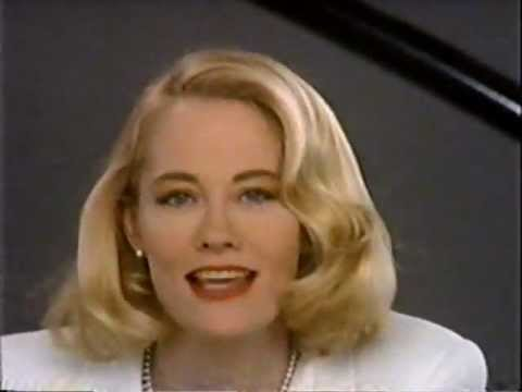 1993 L'Oreal Preference Commercial With Cybill Shepherd