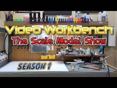 Using Metal Foil On Model Airplanes | Video Workbench: The Scale Model Show