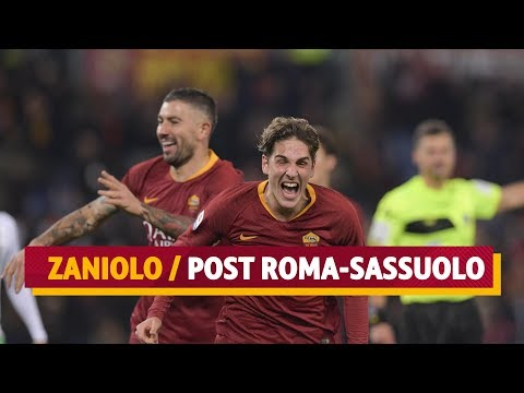 PRIMO GOL DI ZANIOLO IN SERIE A! | Intervista post match
