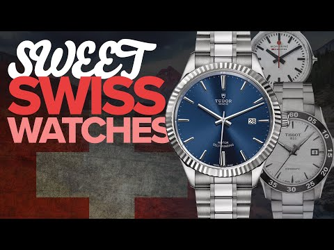 8 Sweet Watches You May Never Have Heard Of (Swiss Made)