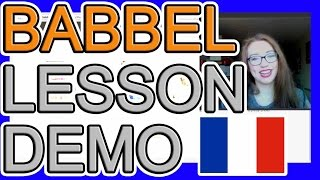 Baixar Babbel Lesson Demonstration & Review (Part 2 of 3)