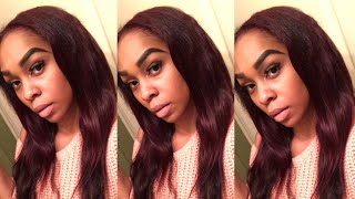 HOW TO DYE RAW INDIAN HAIR WITHOUT BLEACH | x_incredibleL