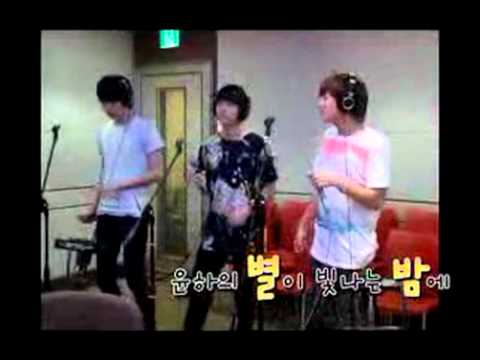 110802 - Infinite 'Nothing's over' @ Ṣʈαṙṙy Nιgƕʈ Rαdισ (MR removed)
