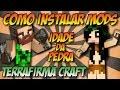 Tutorial Minecraft - Como instalar MODs - TerrafirmaCraft (Série Idade da Pedra)