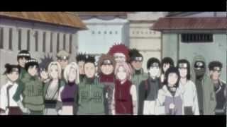 Naruto shippuden AMV- citizen soldier