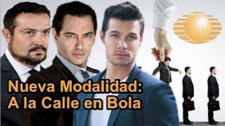 Televisa Corre a Arturo Peniche y a su Familia en Paquete