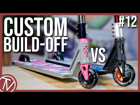 Custom Build-Off #12!! │ The Vault Pro Scooters