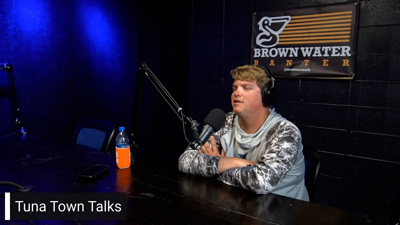 Ep 79| Paul Miller from Tuna Town Talks and The Mexican Gulf Fishing Company