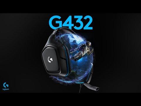 Logitech G432 7.1