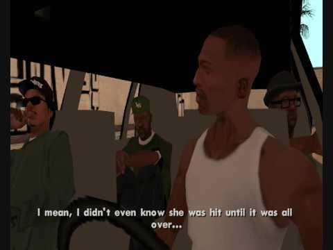 GTA San Andreas: Mission 5: ''Drive-Thru''