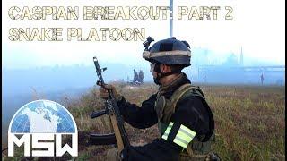 MSW - Caspian Breakout - Snake POV Part 2