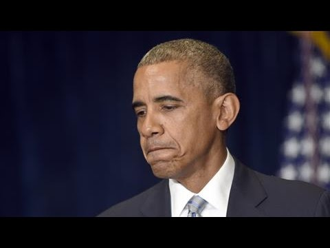 President Obama Addresses Police Killings of Two Black Men