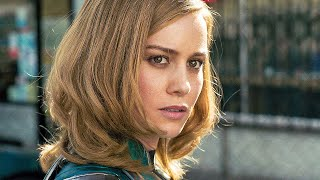 Captain Marvel steals a Motorcycle Extended Scene - CAPTAIN MARVEL (2019) Movie Clip