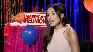 """Dania Ramírez alcanzó una rebanada del Pie en """"American Reunion"""""""