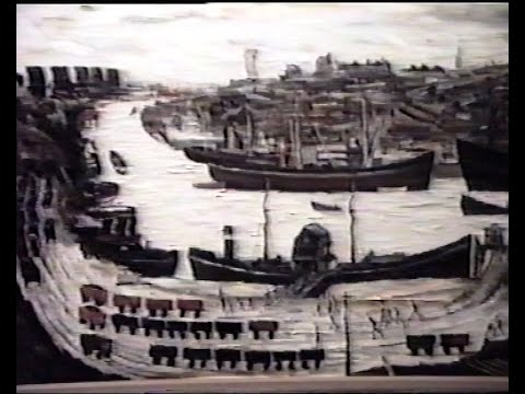Lowry in the North East Exhibition1989