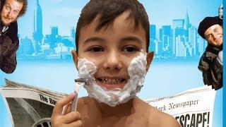 Один Дома 1 2 3 || Home Alone 1 2 3 Christmas || Ребенок Остался Один Дома Funny Video for Kids