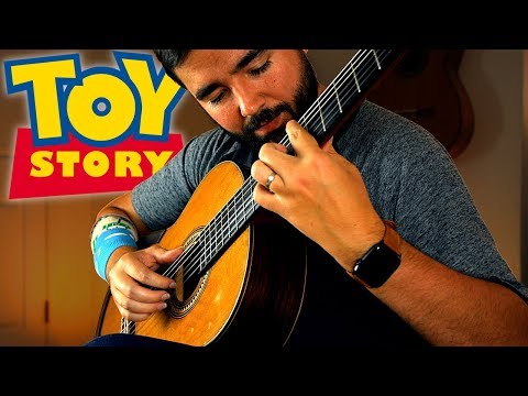 TOY STORY: You've Got A Friend In Me - Classical Guitar Cover (Beyond The Guitar)
