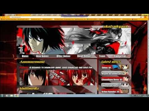 How To Download Anime For Free HD & HQ