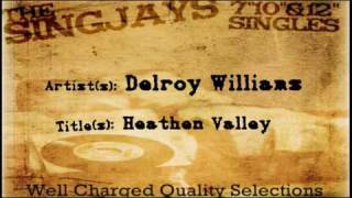Delroy Williams - Heathen Valley