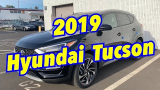 First 2019 Hyundai Tucson At Faulkner Hyundai