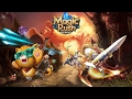 Magic Rush Heroes - the best game to play online with your friends