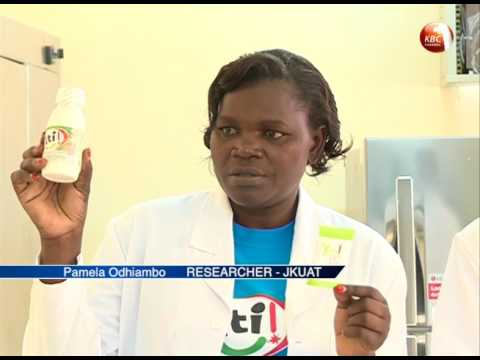 JKUAT Develops New Yoghurt Production Technique