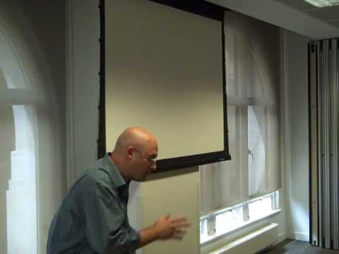 Cognitive Surplus - Clay Shirky gives lunchtime lecture at Penguin HQ - Part 1