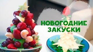 Детские закуски на праздничный стол [Любящие мамы]