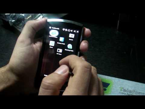 Acer neoTouch S200 Hands on HD - www.TelefonulTau.eu -