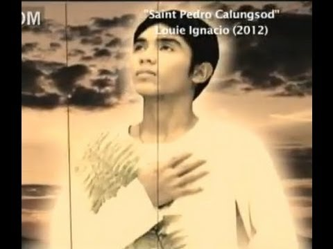 Pedro Calungsod young catechist, martyr, and new saint of the Catholic Church