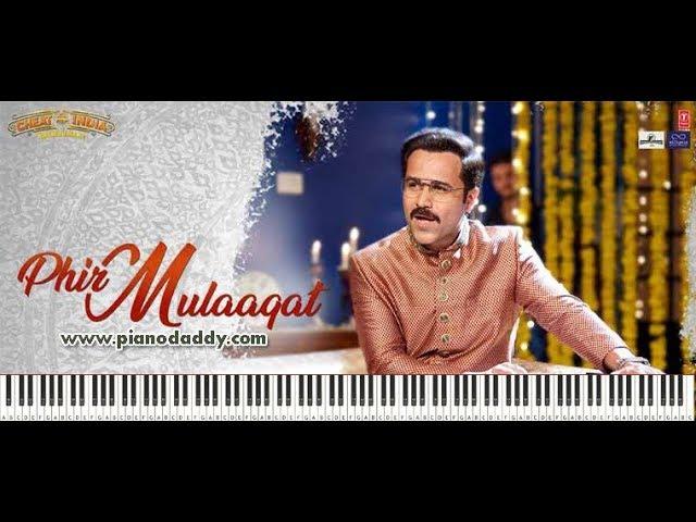 Phir Mulaaqat (Cheat India) Piano Tutorial ~ Piano Daddy