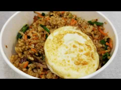Kigo Kitchen - Bacon Fried Rice