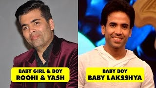 6 Bollywood Celebs Who Became Proud Parents With Modern Science!  | SpotboyE