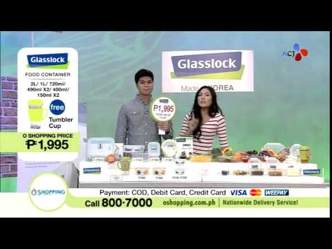 GLASSLOCK FOOD Container Philippines