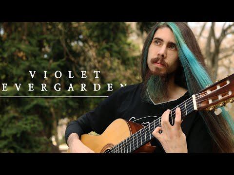 Violet Evergarden - Ending (Classical Guitar Cover)
