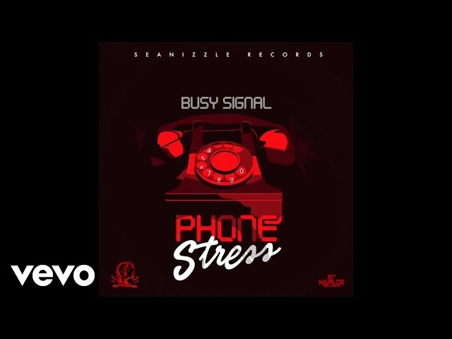 Busy Signal - Phone Stress