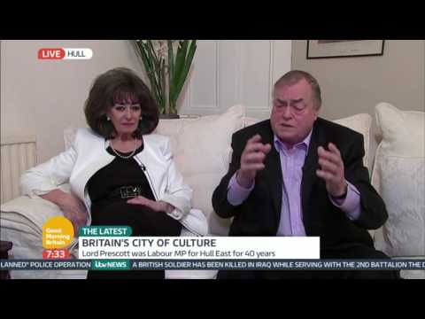 John Prescott Comment's on Jeremy Corbyn | Good Morning Britain