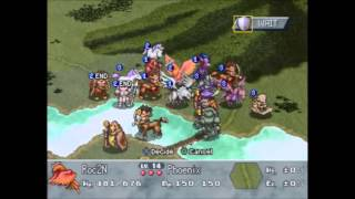 Brigandine the Legend of Forsena - Norgard Final Battle and Ending