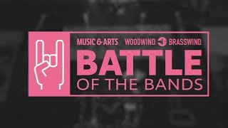 4th Annual Music & Arts Battle Of The Bands