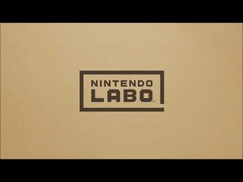 Nintendo Labo Trailer II Full Song