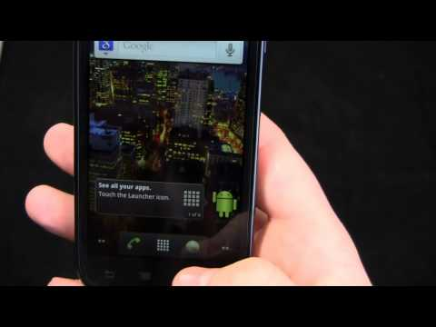 Google Nexus S Unboxing