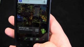 Google Nexus S Unboxing