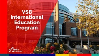 VSB International Education Program
