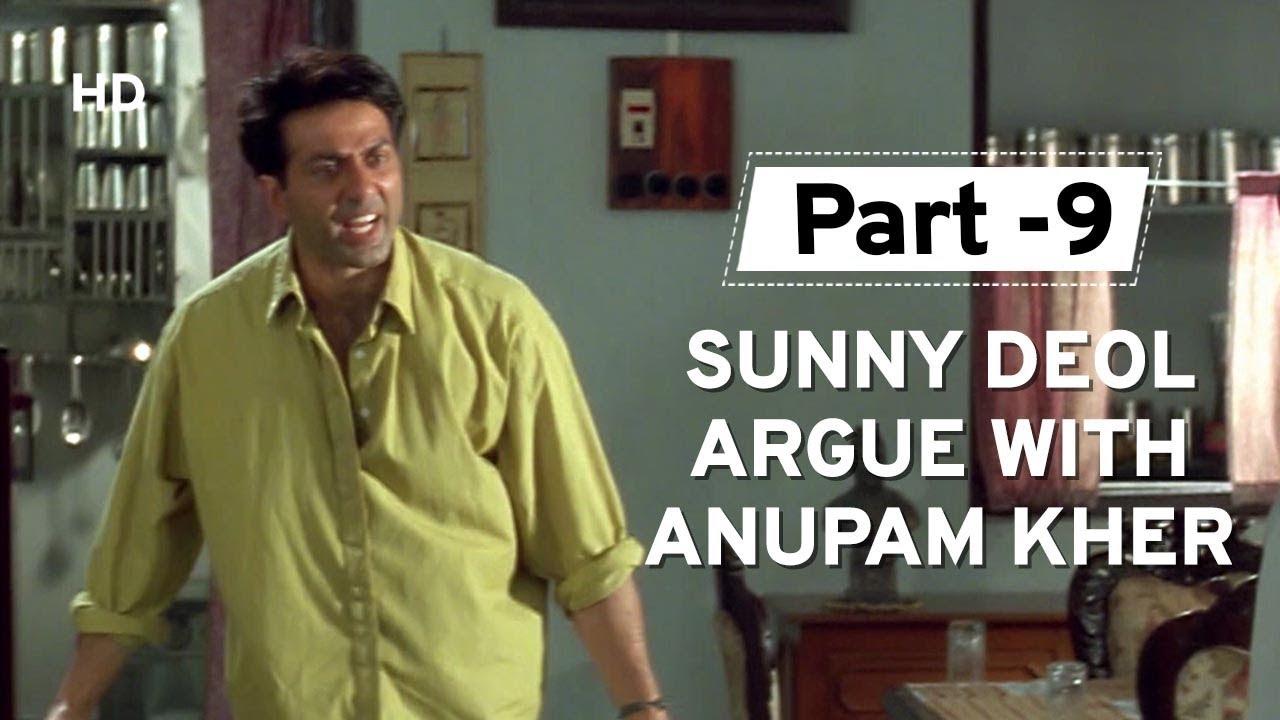 Download Sunny Deol tries to save Anupam Kher [Part 9] Salaakhen | Raveena Tandon | Hindi Action Movie