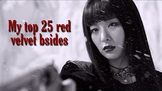 Download My top 25 red velvet bsides ♡
