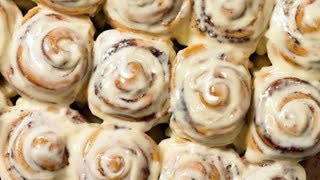 The Real Reason Why Cinnabon's Cinnamon Rolls Are So Delicious