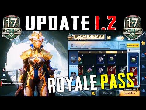 Pubg New Update 1.2 || SEASON 17 is HERE