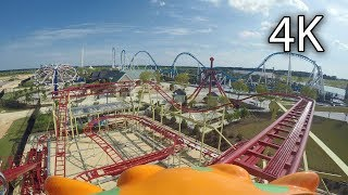 Crazy Mouse on-ride 4K POV The Park at OWA