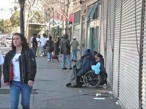 Bieda w Stanach Zjednoczonych. Ameryka nie dla każdego jest miejscem magicznym